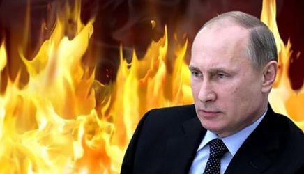 """З'явилася влучна карикатура на Путіна після """"кремлівської доповіді"""""""