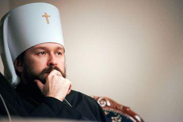 Російський митрополит побідкався, що недозрів до iPhone Х