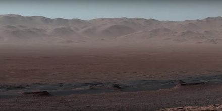 NASA показало панорамну зйомку Марса: неймовірне відео