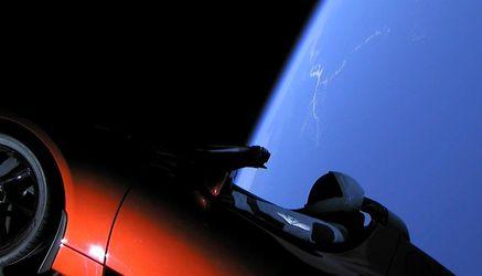 Запуск Falcon Heavy: Маск показав цікаву деталь