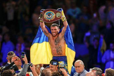 Василю Ломаченку – 30: історія успіху видатного боксера
