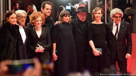 Стартував фестиваль Берлінале-2018: найкращі фото з червоної доріжки