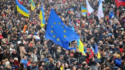 Те времена остаются чем-то святым: вспоминаем Майдан