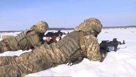 Первые снайперы пехоты в Украине провели зрелищные учения: появилось видео