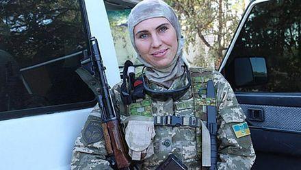 В Киеве провели встречу, посвященную Амине Окуевой: появилось видео