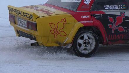 В Черкассах прошли соревнования за первенство в ралли на серийных авто