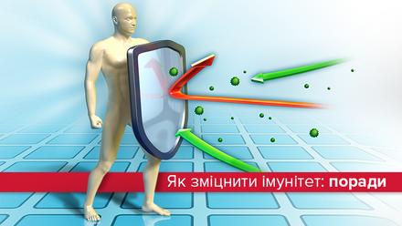 Як зміцнити імунітет в період міжсезоння: корисні поради
