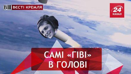 Вести Кремля. Занимательная ономастика Минобороны России. Мячики Путина