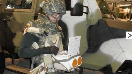 """Техніка війни. Чим модернізують українську армію у 2018 році. Новий засіб радіолокації """"Борсук"""""""