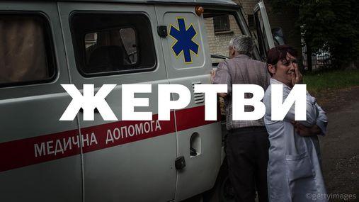Внаслідок нічних обстрілів на Донеччині загинуло 3 осіб, — МВС