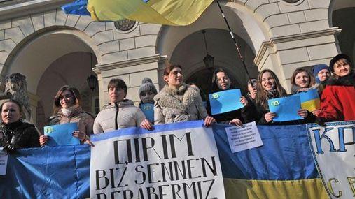 Львівський Крим, — переселенці з півострова розповіли про життя у Львові