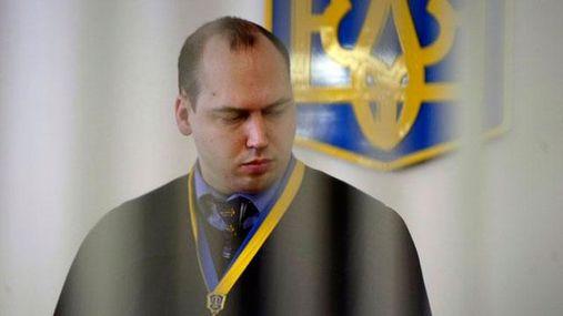 Суд Києва відмовився арештувати суддю Вовка