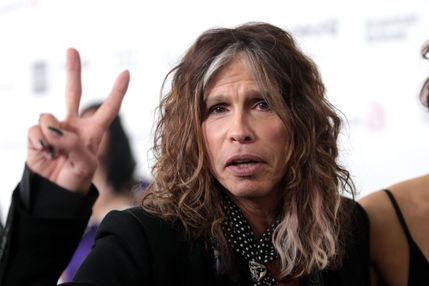 Лідер легендарного гурту Aerosmith заспівав зі звичайним вуличним музикою