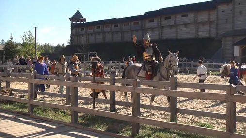 Українцям показали, як воювали володарі степів — скіфи