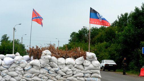 Терористи відкрили вогонь по мирному мешканцю на блокпосту на Донеччині