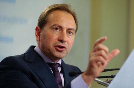 В Україні лише Президент вірить, що Гонтарева — найкращий банкір світу, — Томенко