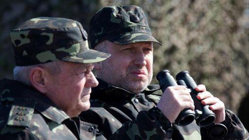 Росія і терористи активно готуються до бойових дій проти України, — Турчинов