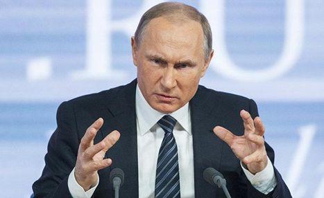 Паранойя Путина прогрессирует: мир в реальной опасности