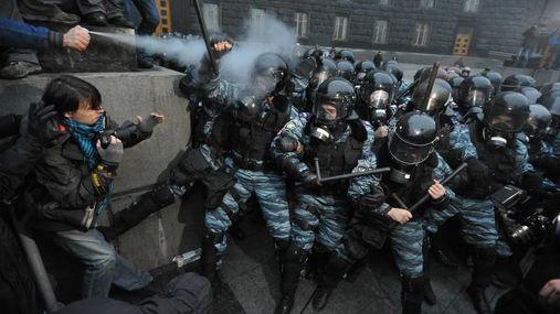 У Києві затримали екс-беркутівця, підозрюваного у нападі на активістів Автомайдану