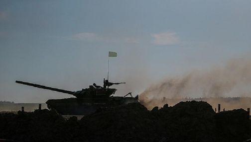 Порошенко показав модернізований український танк