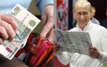 Російська пенсіонерка звернулася до Путіна і отримала штраф у кілька тисяч