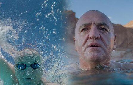Мартин Стрел  – выдающийся пловец, который проплыл все крупнейшие реки