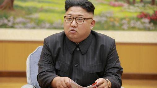 У Південній Кореї спалили портрет Кім Чен Ина до приїзду делегації КНДР: фото