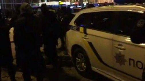 """У Києві затримали активістів """"Руху нових сил"""""""
