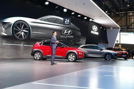 Сенсації від Hyundai на Женевському автосалоні