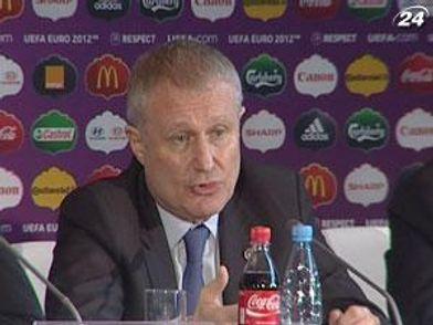 Справа Тимошенко не позначиться на Євро-2012