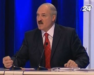 Диктатори. Олександр Лукашенко