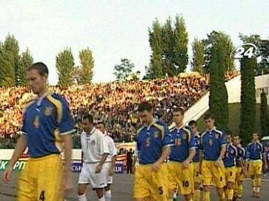 Рекорд збірної України - чотири виїзні перемоги поспіль