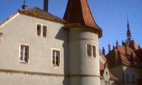 Палац Шенборнів — місце, де відображений астрономічний рік