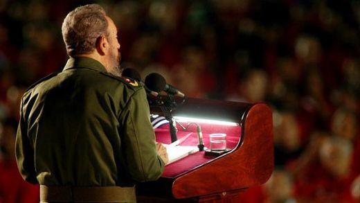 Фидель Кастро — вечный революционер