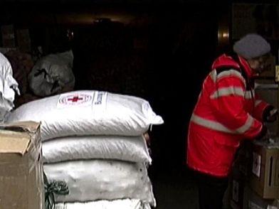 Волиняни відправили до Сєвєродонецька гуманітарну допомогу (Відео)