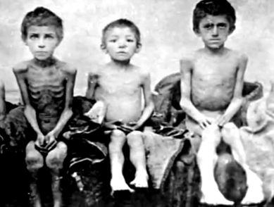 Голодомор. Хронологія трагедії