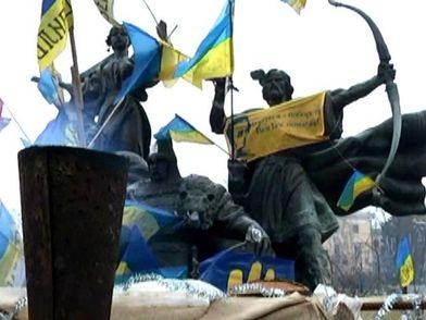 """Євромайдан. Хроніка 20 грудня 2013 року. Пшонка у ВР заявив, що це майданівці """"побили"""" """"Беркут"""""""