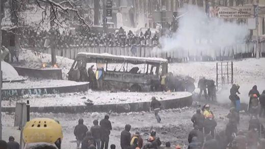 Еволюція гідності: 22 січня загинули білорус Жизневський та вірменин Нігоян