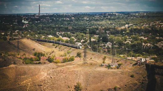 Уникальный украинский город с железным характером  — Кривой Рог