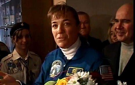 Видатна жінка з українським корінням підкорила космос