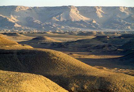 Не Сахарой единой: уникальные пустыни Египта