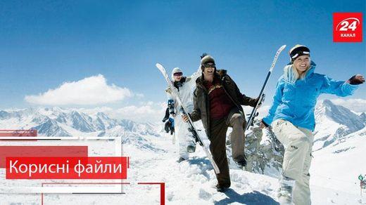 Полезные файлы. Как научиться быстро кататься на лыжах