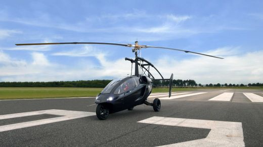 """""""Летучий голландец"""": как в Нидерландах планируют изменить представление об автомобиле"""