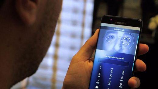 Як хакери в Samsung Galaxy S8 обхитрили сканер райдужки ока: відео