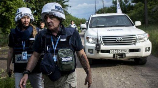 Загострення ситуації на фронті: командування місії ОБСЄ працює в Авдіївці