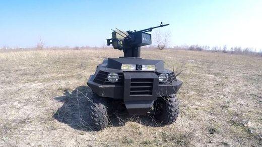 В Україні розробили нову безпілотну бойову платформу: з'явилось відео