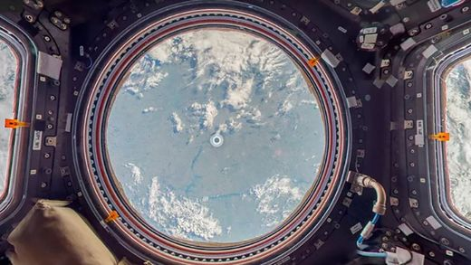 Google Street View впервые показали снимки за пределами Земли