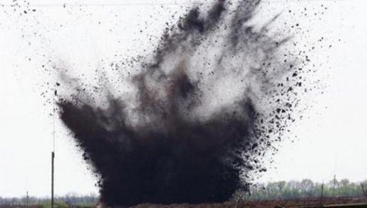 Вибухи боєприпасів біля Маріуполя припинились: військові називають можливу причину