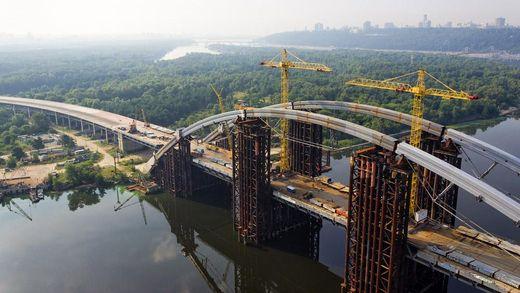 Подольский мост: что известно о таинственном подрядчике доходного долгостроя