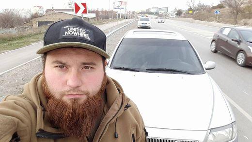 Окупанти в Криму затримали кримськотатарського активіста, в якого перед тим відбулися обшуки